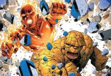 Marvel Two-In-One Imagen destacada