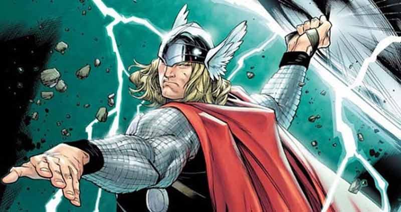 Marvel Integral. Thor de J. Michael Straczynski   Zona Negativa
