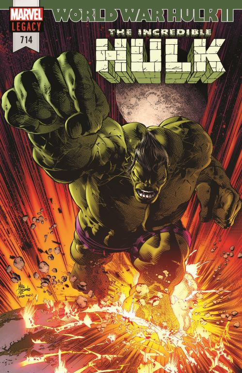 Totally Awesome Hulk #714