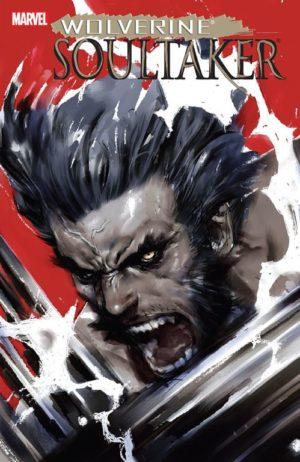 Wolverine Soultaker Portada
