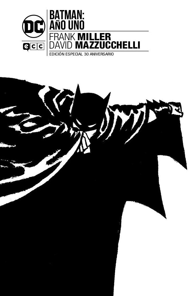 Batman  Año Uno – Edición 30 Aniversario 2c5ece72abc