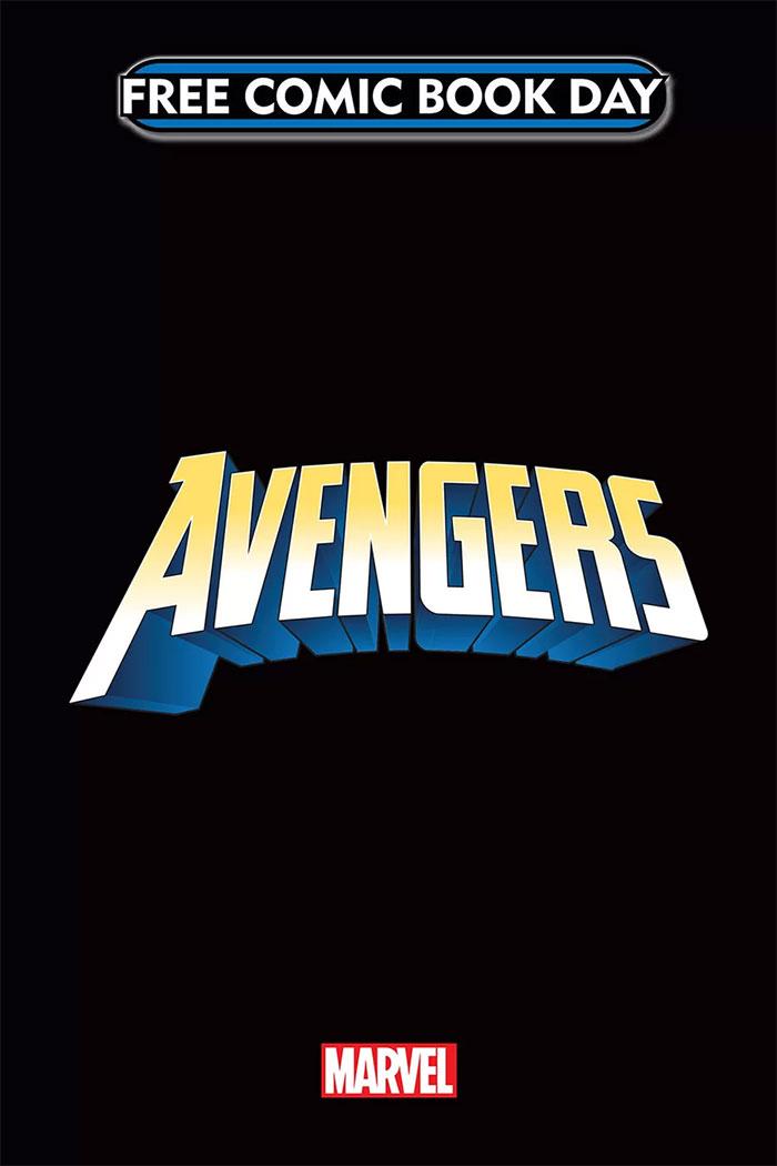 Free Comic Book Day 2018 Avengers