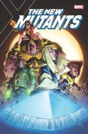Portada de New Mutants: Dead Souls #1