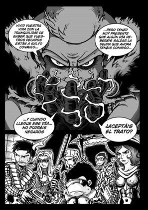 Página de Accelion Rebirth