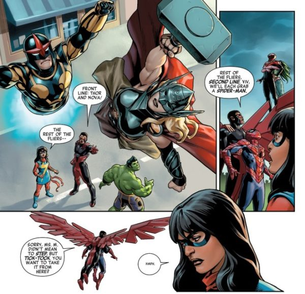 Avengers 672 Viñeta