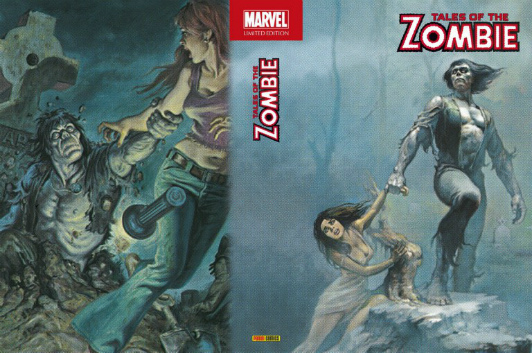 Marvel Limited Edition. Especial Tales of the Zombie  370db14d203
