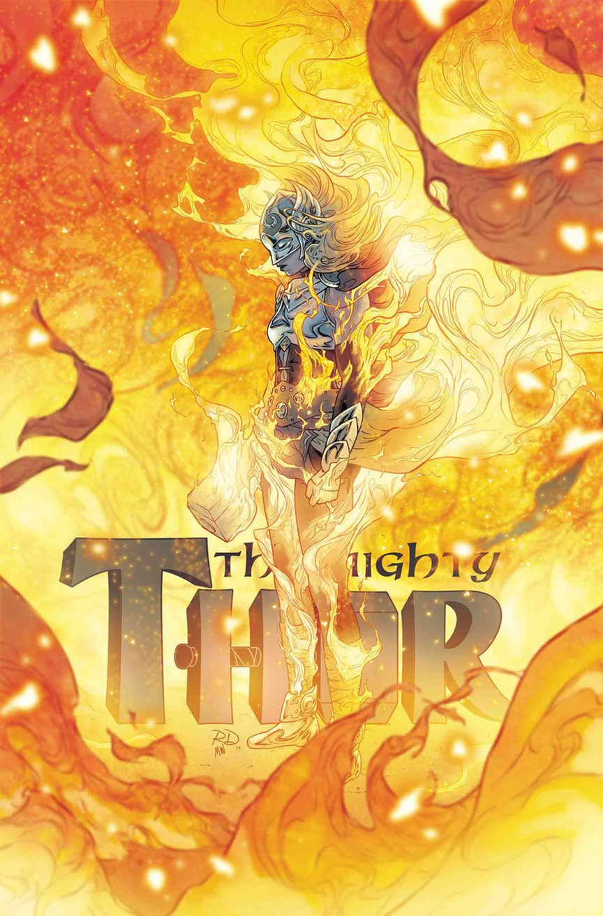 Mighty Thor 705 Portada
