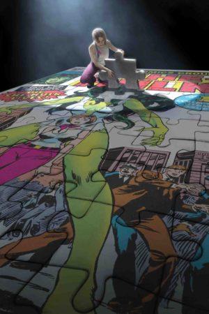 She-Hulk 163 Textless