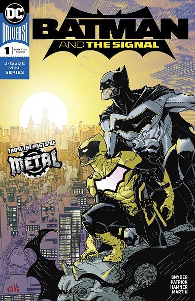 Reseñas DC: Batman and The Signal | Zona Negativa