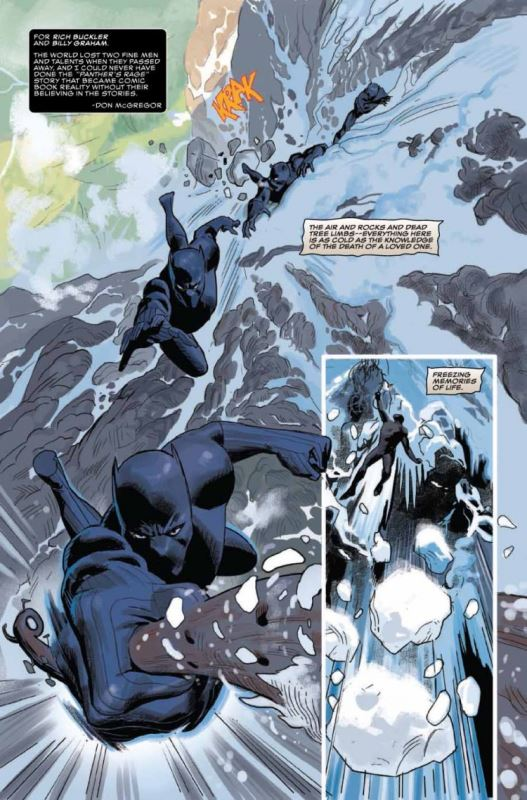 Black Panther Annual 2018 Preview 2