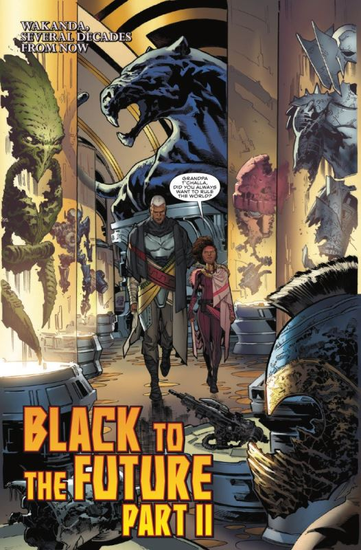 Black Panther Annual Preview 3