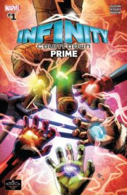 Infinity Countdown Prime Final Cover