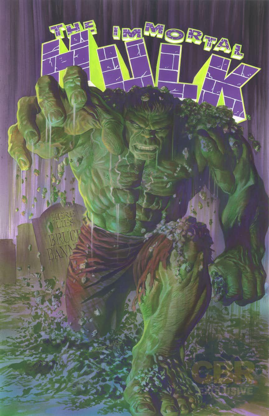 Inmortal Hulk #1