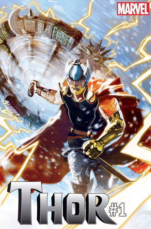 Thor Fresh Star 2018 1 Cover