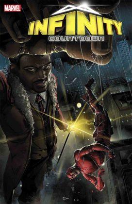 Infinity Countdown Daredevil