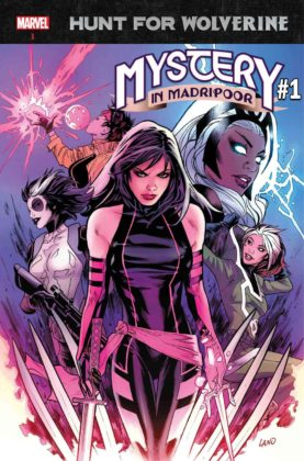 Mistery in Madripoor #1