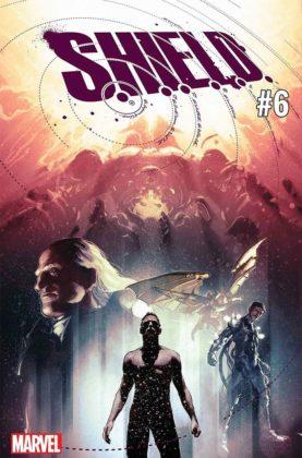 S.H.I.E.L.D. #6 portada