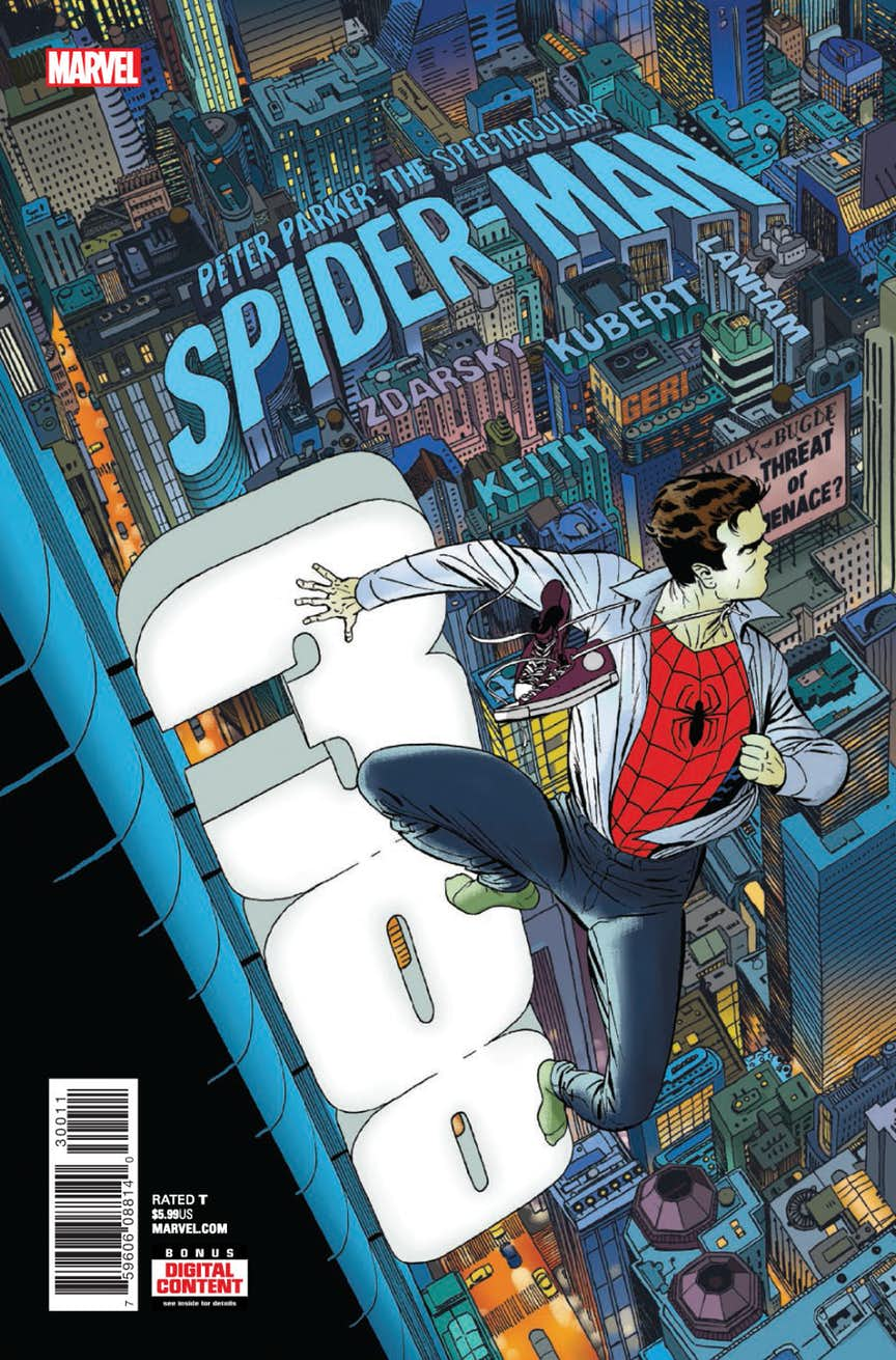 Peter Parker: The Spectacular Spider-Man #300
