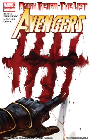 Dark Reign - The List: avengers #1