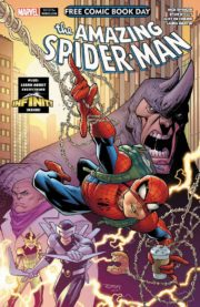 Free Comic Book Day Infinity Watch & Amazing Spider-Man #1