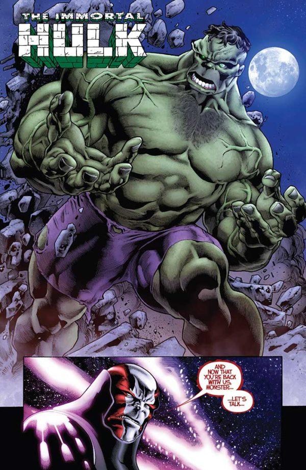 The Inmortal Hulk