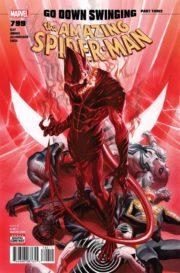 Portada de Amazing Spider-Man #799