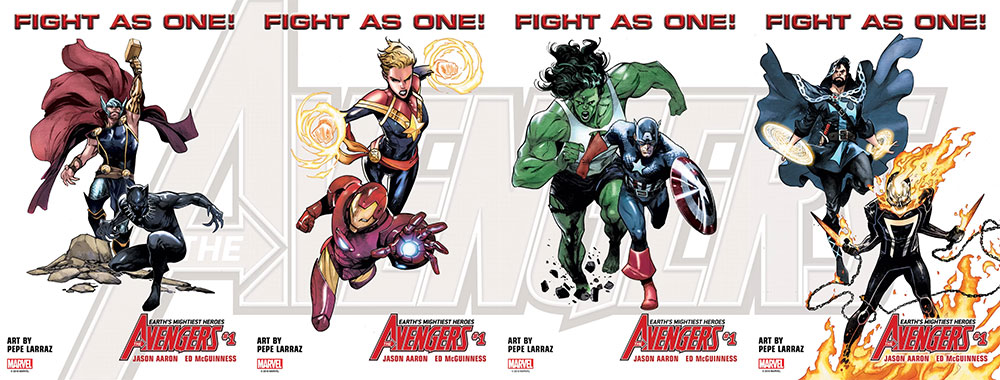 Avengers - Fight As One!