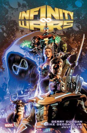 Infinity Wars #1 portada
