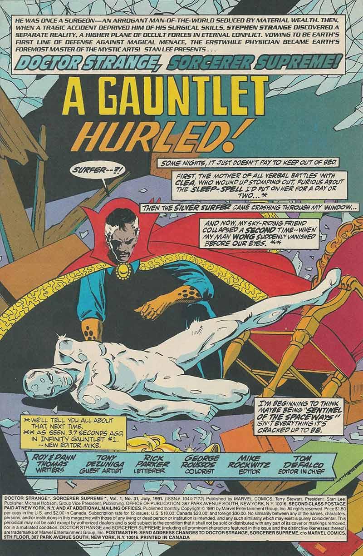 Comenzando por el Doctor Extraño, personaje capital en el Guantelete del  Infinito, al ser quien recibiera al emisario que fue Estela Plateada  directamente a ...