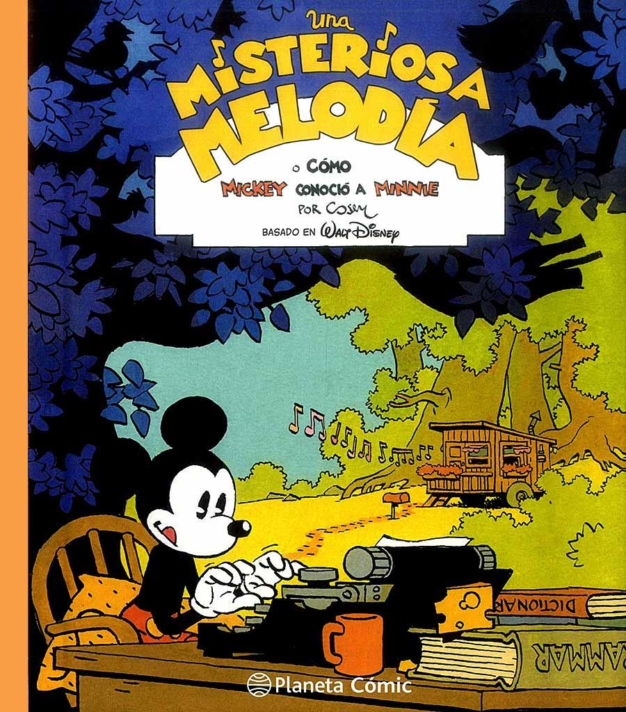 Una misteriosa melodía o cómo Mickey conoció a Minnie | Zona Negativa