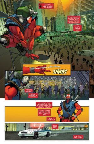 Damnation Scarlet Spider