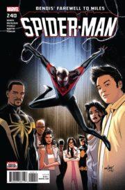 Portada de Spider-Man #240