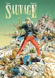 Portada Sauvage