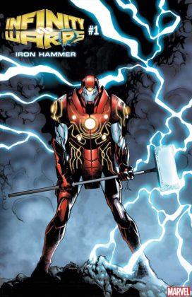 Infinity Warps Iron Hammer 1 portada