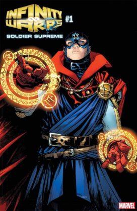 Infinity Warps Soldier Supreme 1 portada