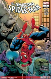 Amazing Spider-Man 2018 1 Portada