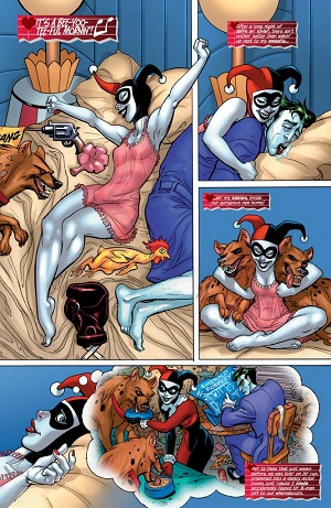Noche explosiva (Joker) +18 HARLEY-QUINN-HARLEY-LOVES-JOKER-1-1-666x1024