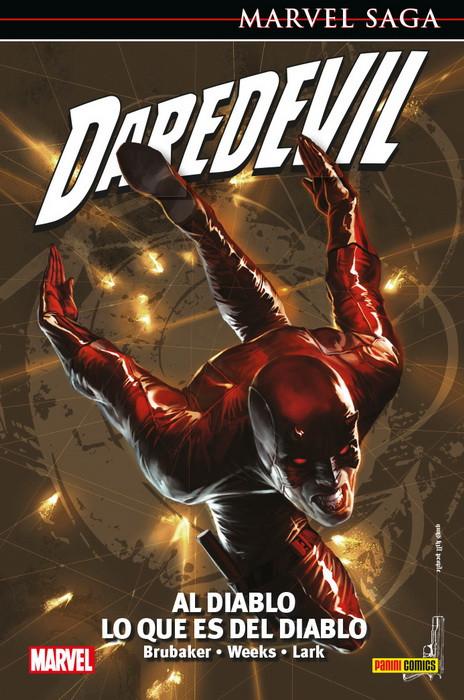 Marvel Saga. Daredevil 17. Al Diablo lo que es del Diablo 14b03f72633