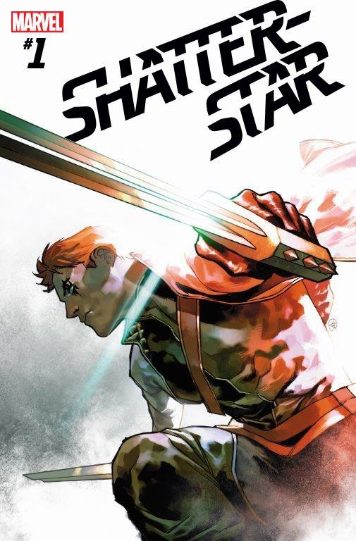 Shatterstar miniserie Promo