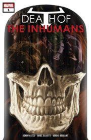 Death of the Inhumans (2018) #1