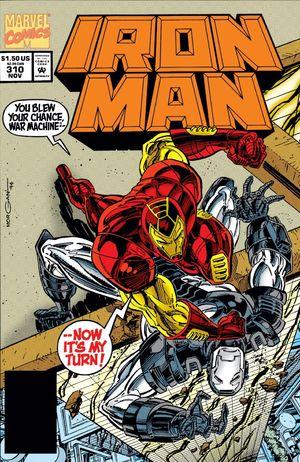 Iron Man contra Máquina de Guerra