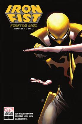 Iron Fist Phantom Limb