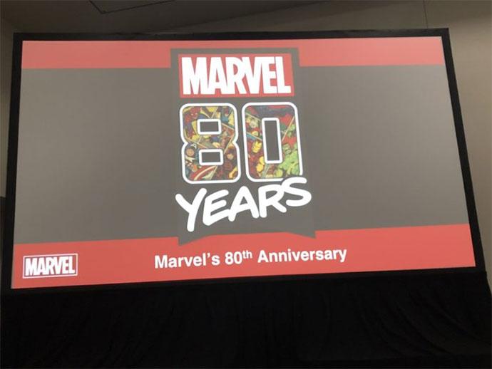 80 aniversario de Marvel Comics