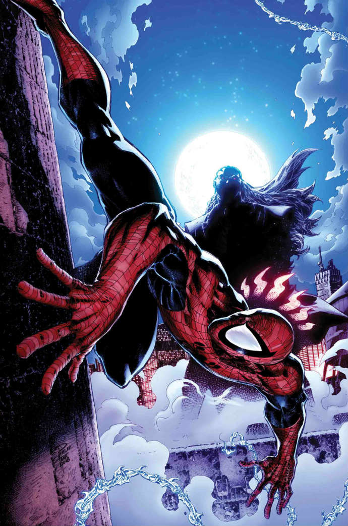 Peter Parker: The Spectacular Spider-Man #311 portada