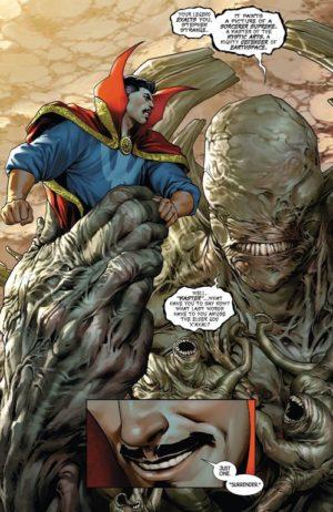 Doctor Strange 2018 1 Página 1