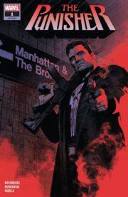 The Punisher 2018 1 Portada