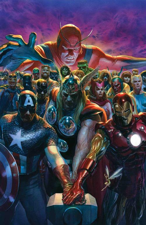 Avengers #700 portada