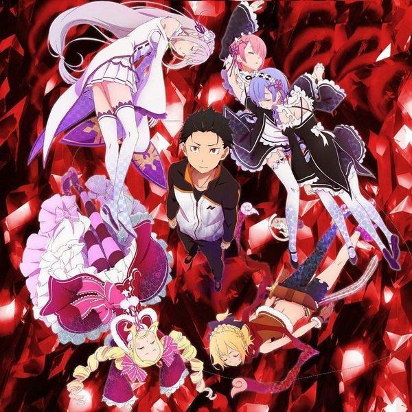 rezero_selecta