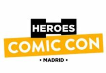Heroes Comic Con Madrid