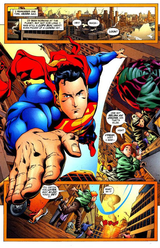 Con la llegada de los New 52 tuvo la oportunidad de volver a trabajar en el  nuevo volumen de Action Comics. Esta vez e0c9f1740bf2